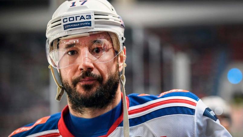 Ilya Kovalchuk: «le CH doit s'informer»