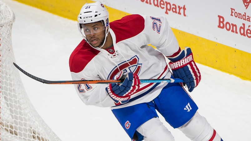 Smith-Pelly contre Matteau