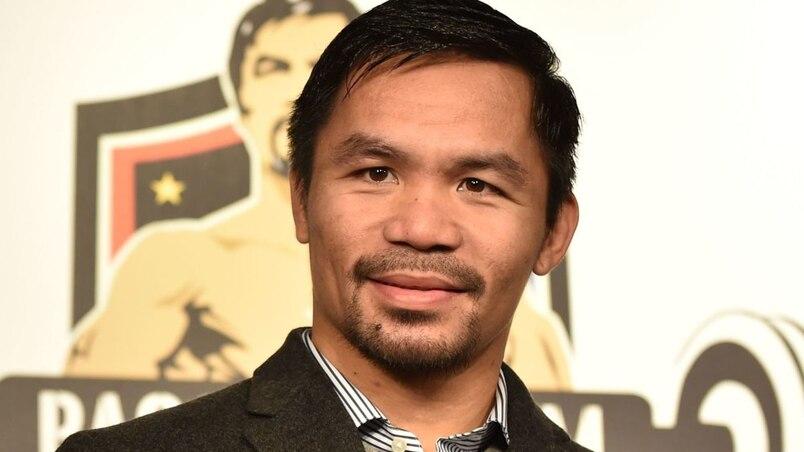 Pacquiao en négocations avec Khan pour son futur combat