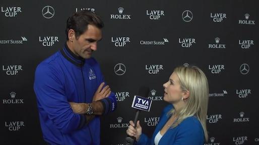 «Nadal était triste et effondré» - Roger Federer