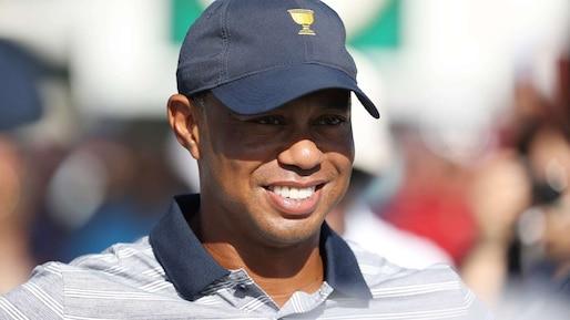 Tiger Woods retrouve son élan