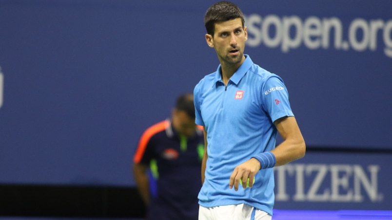 2016 US Open Tennis Championships - Day 9