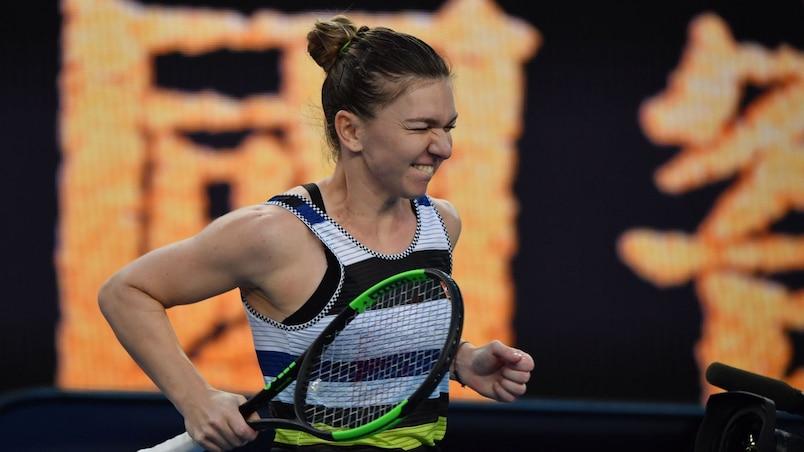 Halep écarte Venus et rejoint Serena