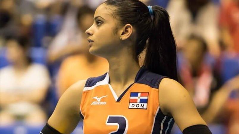 Une joueuse de volleyball enflamme les réseaux sociaux
