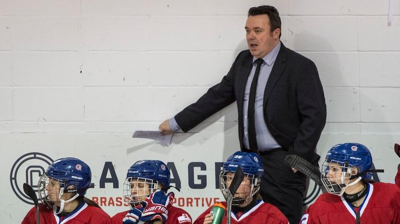 L'entraîneur-chef Dany Brunet quitte les Canadiennes