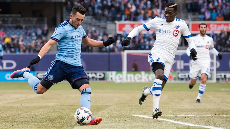 SPO-IMPACT DE MONTREAL VS NEW YORK CITY FC