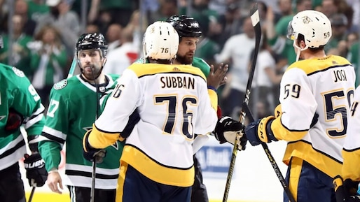 HKO-HKN-SPO-NASHVILLE-PREDATORS-V-DALLAS-STARS---GAME-SIX