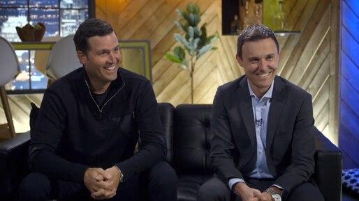 Tête à tête avec Patrick Lalime et Félix Séguin