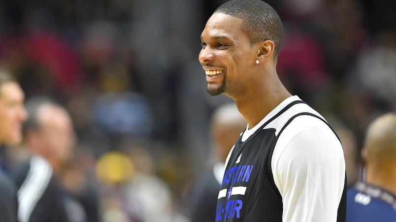 Bosh veut rejouer cette saison