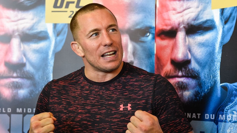 SPO-MAR-UFC-UFC-217:-MONTREAL-MEDIA-DAY-WITH-GEORGES-ST-PIERRE