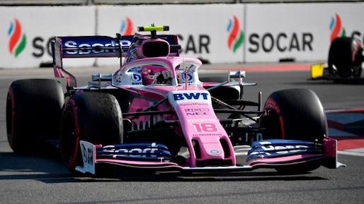 Grand Prix d'Espagne: Lance Stroll confiant