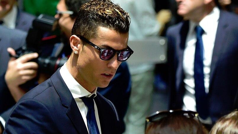Une peine d'emprisonnement pour Cristiano Ronaldo?