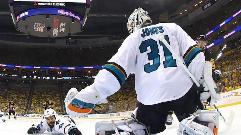Martin Jones a su faire ses preuves