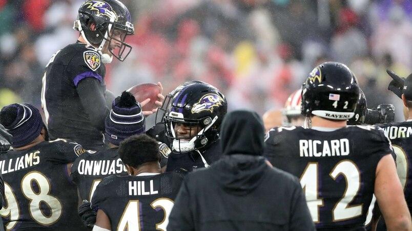 Les Ravens remportent LE duel de la semaine
