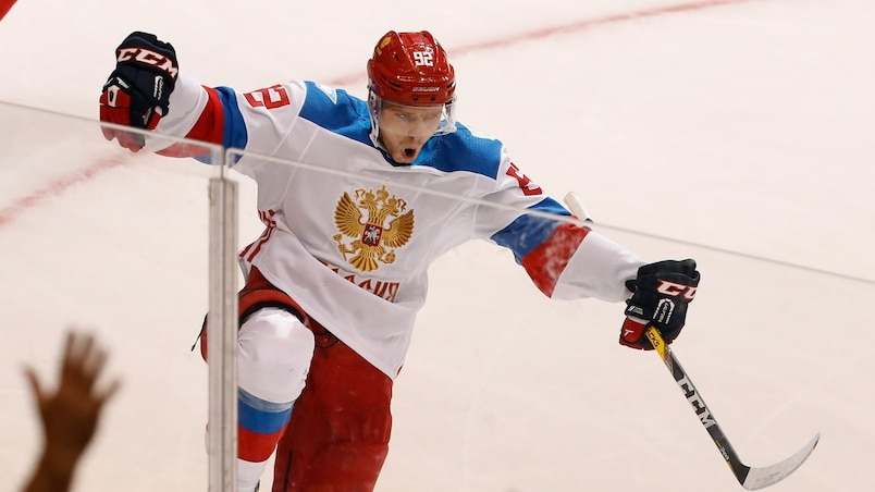SPO-HKI-WCH-WORLD-CUP-OF-HOCKEY-2016---TEAM-RUSSIA-V-TEAM-NORTH-