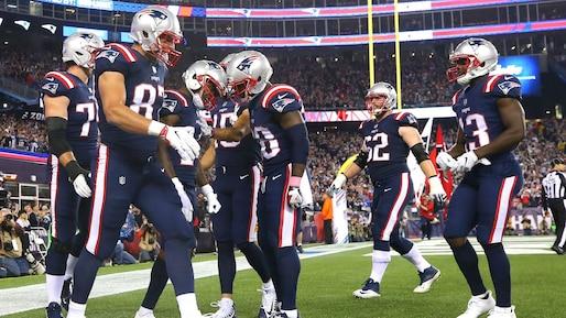 Les Patriots remportent la reprise du Super Bowl