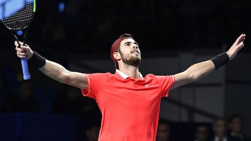 ATP: Khachanov, Tsitsipas et Edmund triomphent