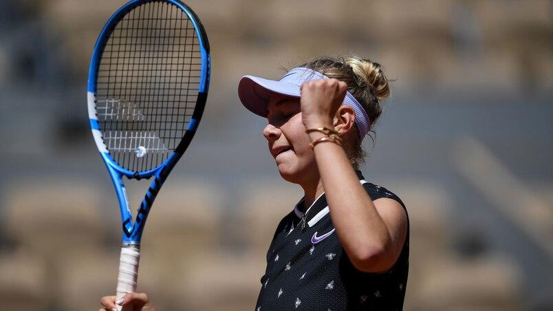 Premières demi-finales majeures pour Anisimova et Barty