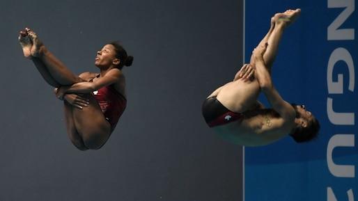 Abel et Imbeau-Dulac vice-champions du monde
