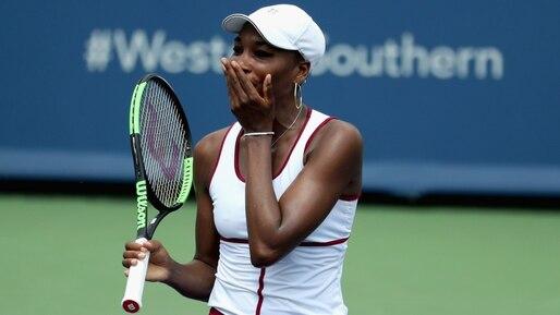 Venus Williams déjà éliminée à Cincinnati