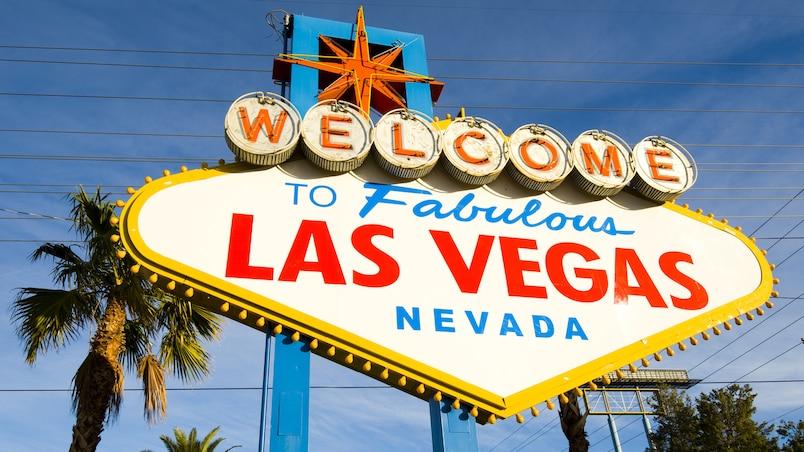 Jour J à Las Vegas