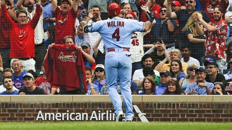 Les Cardinals ont encore le numéro des Cubs