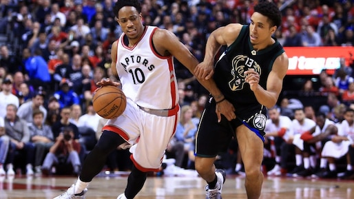 BKN-BKO-SPO-MILWAUKEE-BUCKS-V-TORONTO-RAPTORS---GAME-ONE