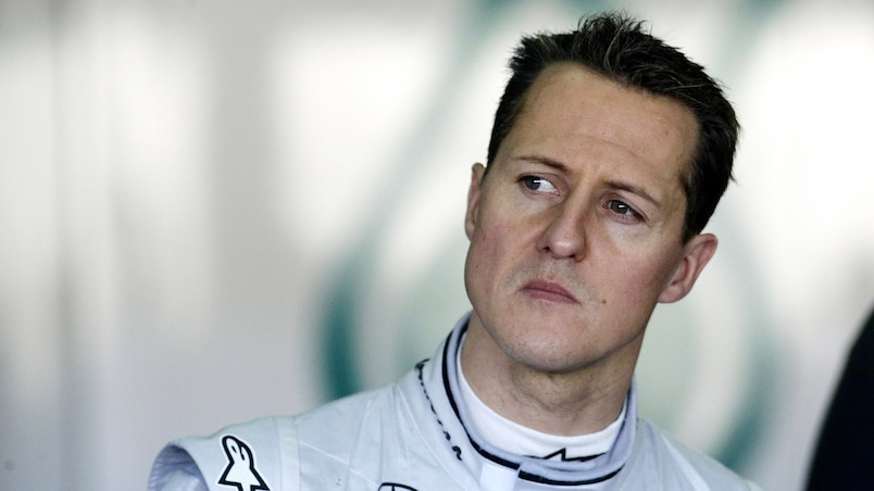 FRANCE-SCHUMACHER-AUTO-PRIX-PEOPLE-HEALTH-CRIME-FILES