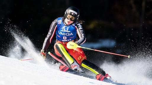 Un chemin plus long pour les skieurs québécois