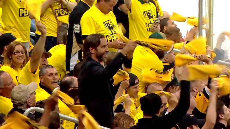 Ce héros que Pittsburgh n'a pas oublié