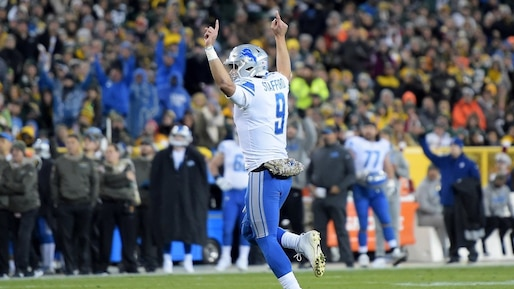 Detroit Lions v�Green Bay Packers