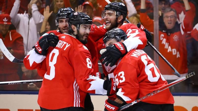 #CMH2016 : Russie 3 - Canada 5 : les statistiques