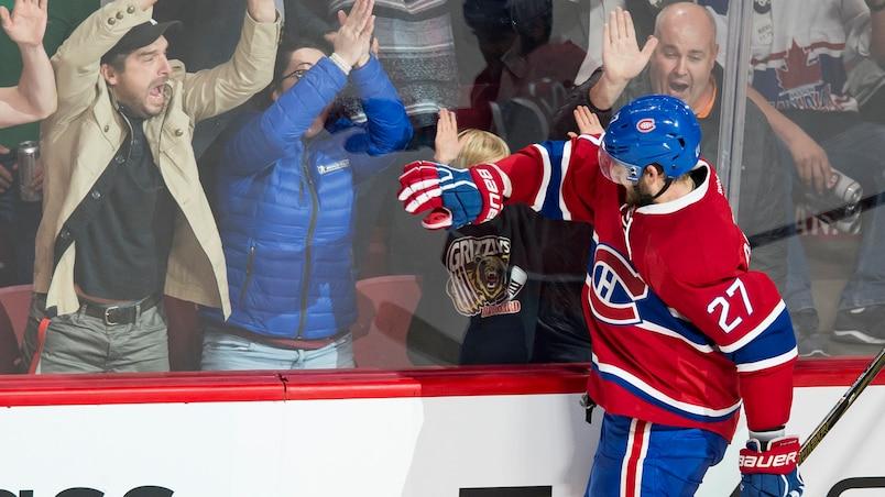 Canadiens c Coyotes