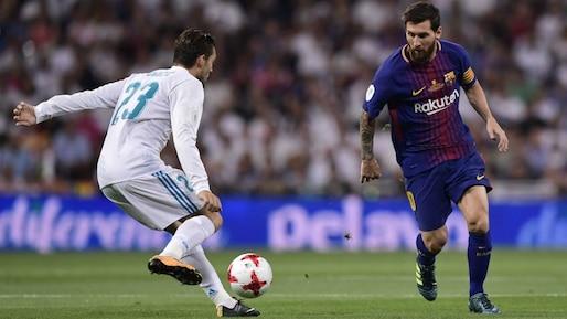 Le Real et le Barça favoris pour la Ligue des champions