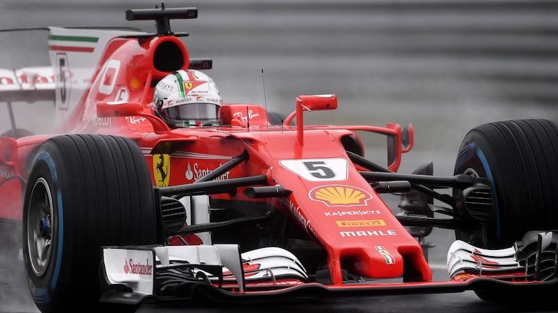 Sebastian Vettel doit saisir le moment