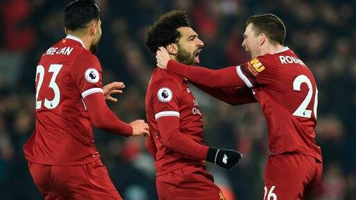 Liverpool inflige une première défaite à Manchester City