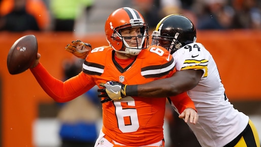 SPO-FBN-PITTSBURGH-STEELERS-V-CLEVELAND-BROWNS