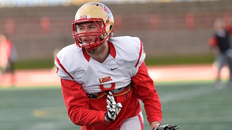 Mathieu Betts, le prochain Québécois dans la NFL?