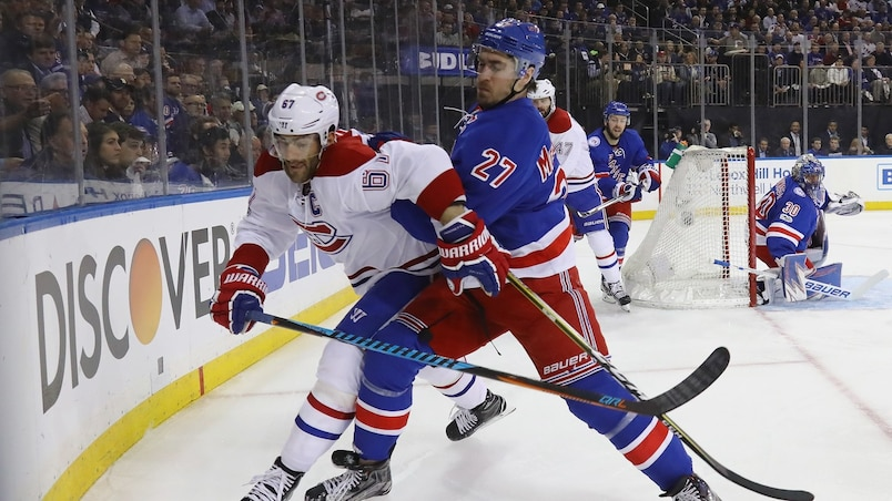 SPO-HKO-HKN-MONTREAL-CANADIENS-V-NEW-YORK-RANGERS---GAME-FOUR