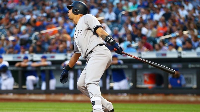 Les Yankees passent le balai face aux Mets