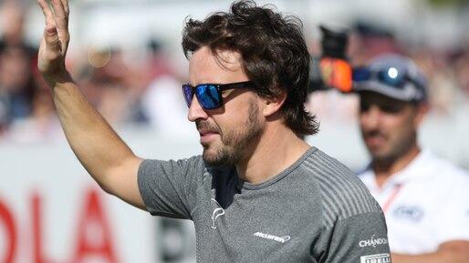 500 miles: Alonso le plus rapide des débutants