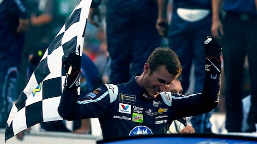 Monster Energy NASCAR Cup Series Brickyard 400