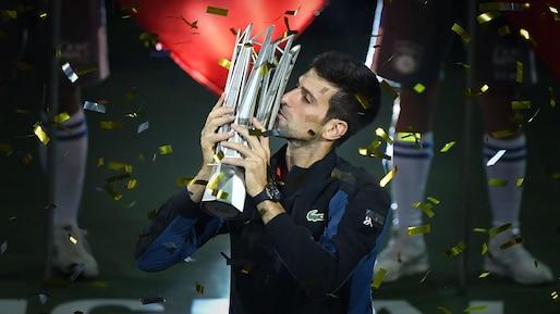 Djokovic roi de Shanghai, et tout proche du trône mondial
