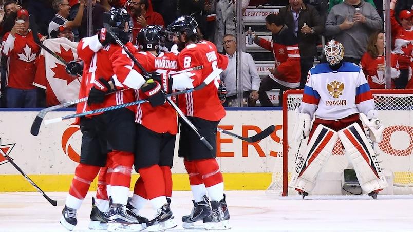 #CMH2016 : le Canada en finale!