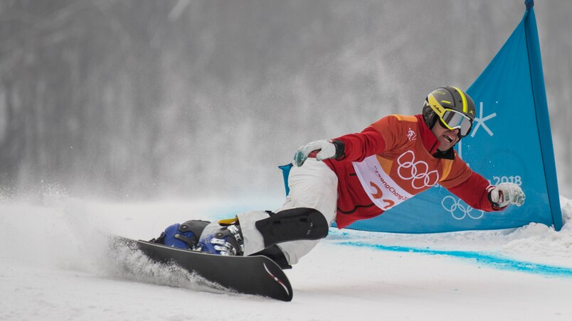 Olympiques: Jasey-Jay Anderson exclu des rondes éliminatoires