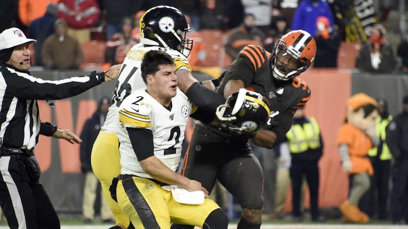 FBN-SPO-PITTSBURGH-STEELERS-V�CLEVELAND-BROWNS