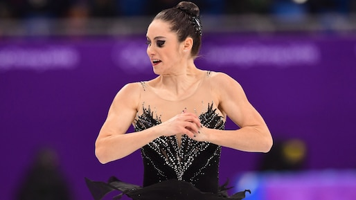 Kaetlyn Osmond remporte le bronze en patinage artistique