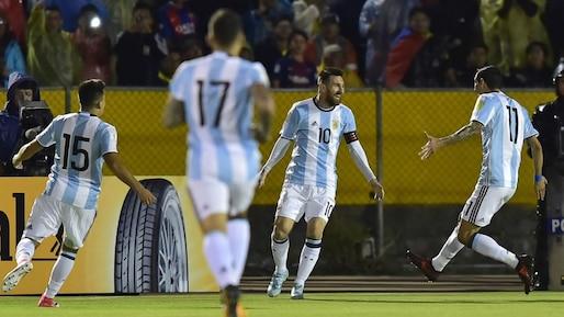 Des supporters argentins sanctionnés pour des comportements sexistes lors du Mondial