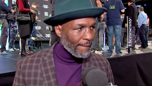 Bernard Hopkins très dur envers David Lemieux