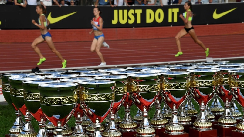 FILES-ATHLETICS-RUS-SPORTS-OLY-2016-RUSSIA-DOPING